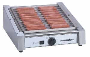 Toaster und Hot Dog-Grills