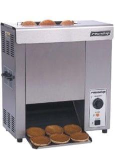 Toaster und Hot Dog-Grills