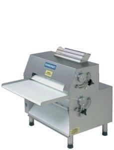 Pizzateigausrollmaschinen