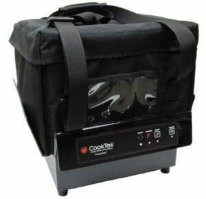 CookTek Food Delivery System